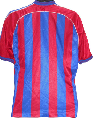 Crystal Palace 1999-00 Home shirt medium mens #S636.