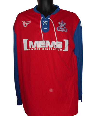 Gillingham 2012-13 100 Years commemorative home shirt XL mens #S679.