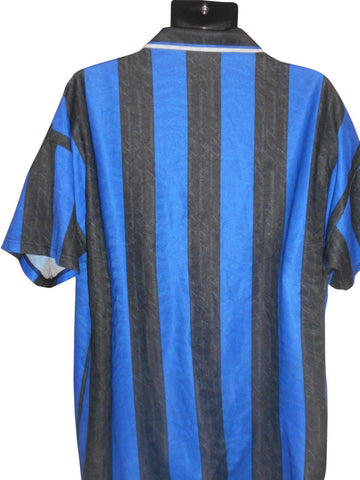 Inter Milan 1996-97 home shirt XL Mens #S798.