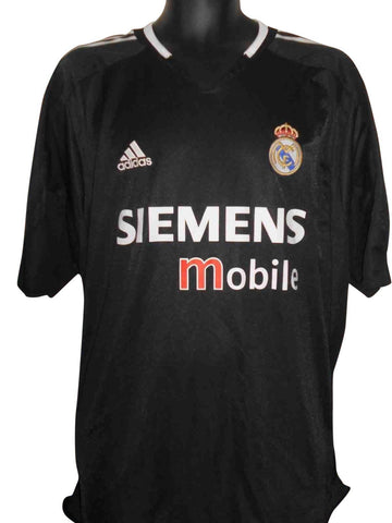 Real Madrid 2004-05 away shirt XXL Mens #S409.