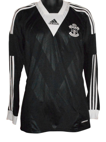 Southampton 2013-14 long sleeves away shirt large mens #S516.-Classic Clothing Crib
