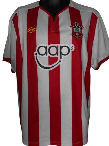 Southampton 2011-12 home shirt xxl mens #S536.-Classic Clothing Crib