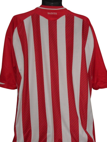 Southampton 2014-15 home shirt xxxxxl mens 5XL #S612.-Classic Clothing Crib