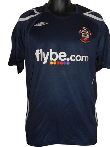 Southampton players training shirt XL mens #S535.-Classic Clothing Crib
