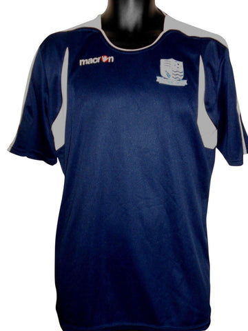 Southend United home shirt medium mens #S677.-Classic Clothing Crib