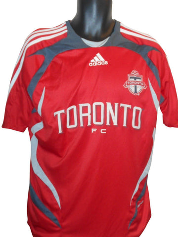 Toronto FC 2008-09 home shirt Large Mens #S899.