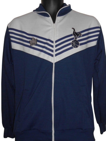 Tottenham Hotspur 1979-80 training track jacket small mens #S754.-Classic Clothing Crib