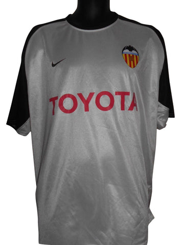 Valencia 2004-05 home shirt XXL Mens #S763.-Classic Clothing Crib