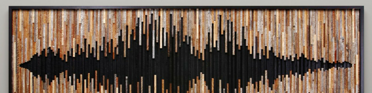 Wood Wall Art Collection