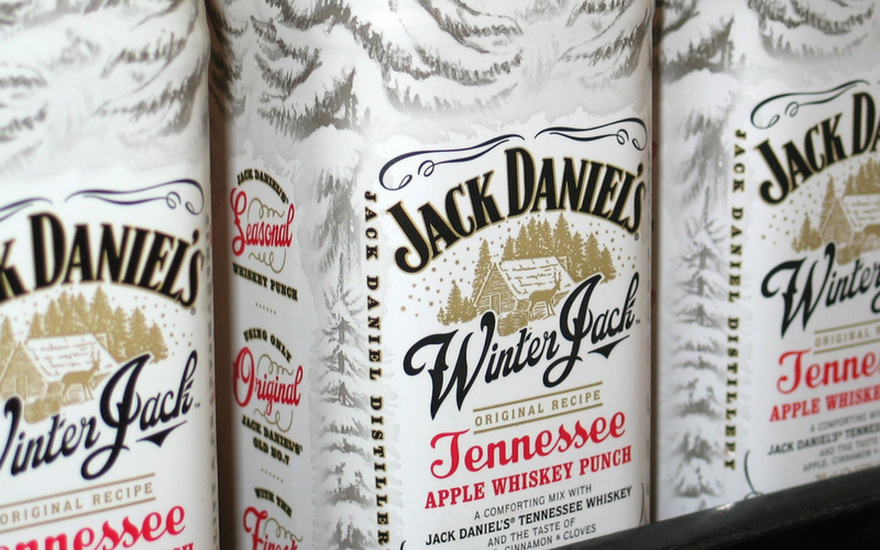 jack daniels winter whiskey christmas ideas