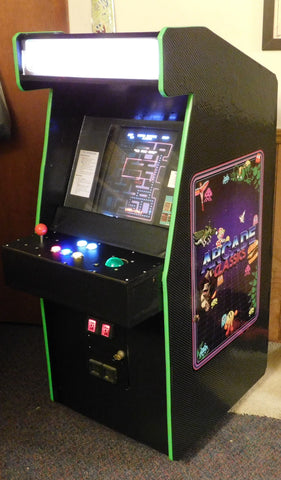 Custom Built Arcade machines