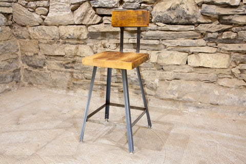 custom bar stool height