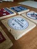 American Outlaw Bar Coasters