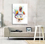 basketball phenom russell westbrook poster