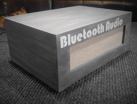 Tabletop Bluetooth Stereo System