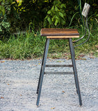 Rustic Counter Height Stools