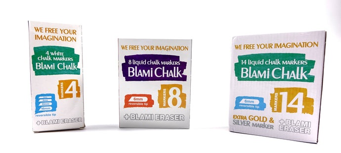 BLAMI CHALK SETS - CHOOSE THE RIGHT ONE FOR YOU