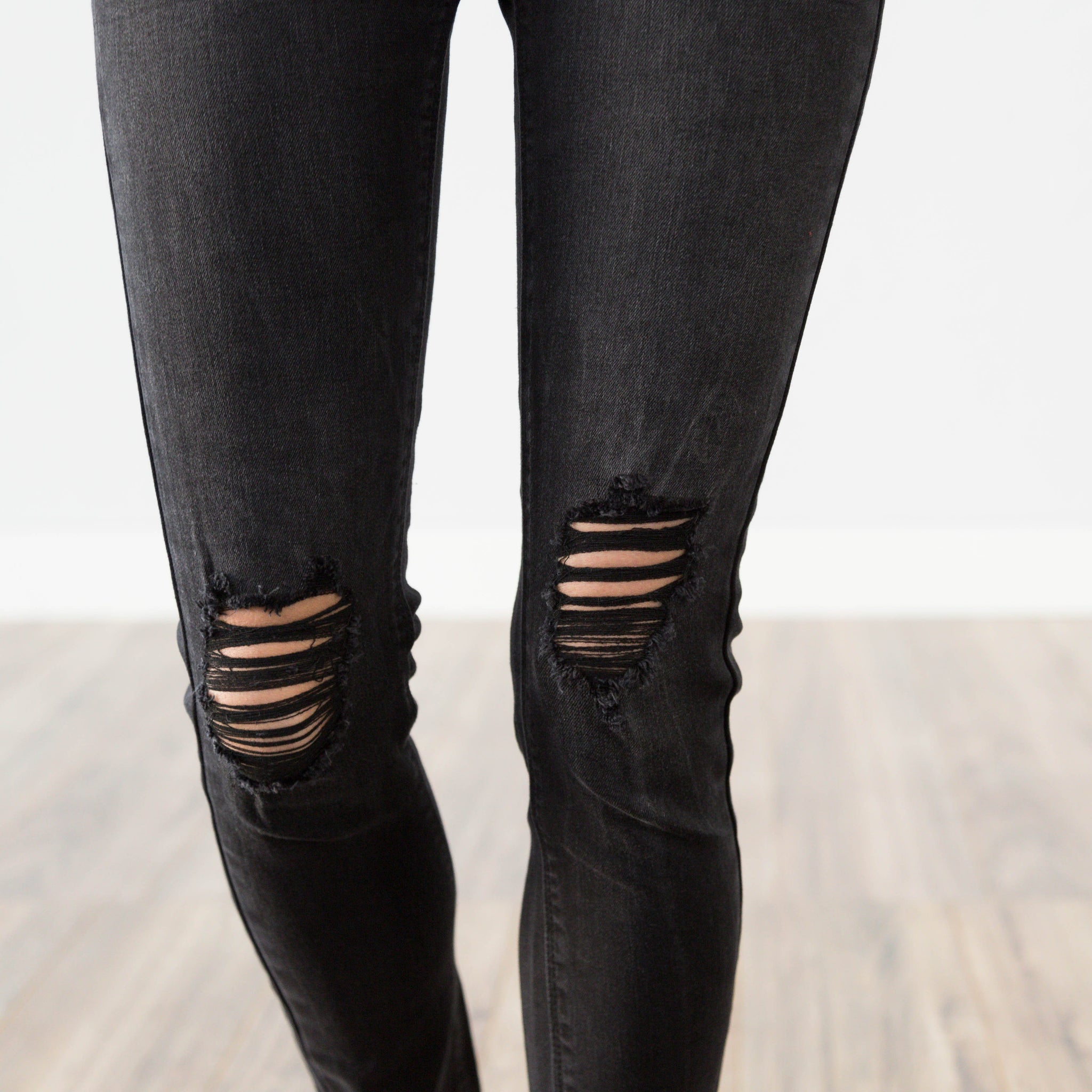 Manhattan Black Denim
