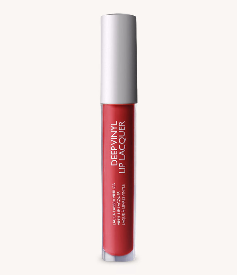 Deep Vinyl Lip Laquer (Yummy Red- DV513)