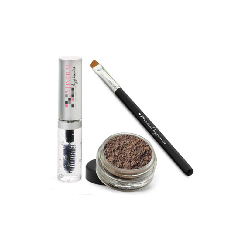Mineral Brow Kit - Cocoa (medium)