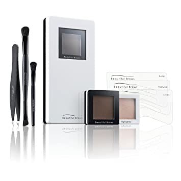 Beautiful Brows Kit - Black