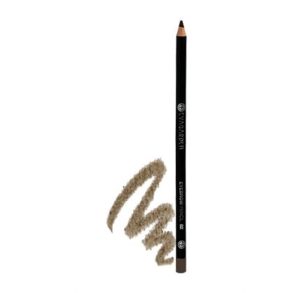 Eye Brow Pencil (82, Dark) - Evagarden