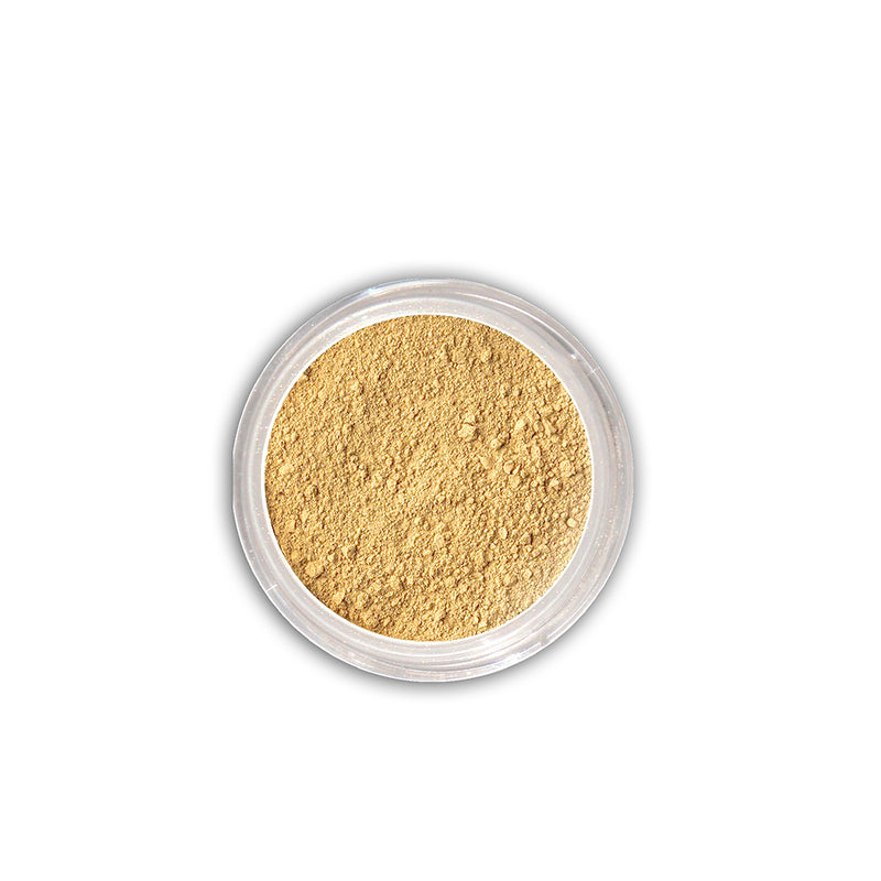 Foundation: Medium golden (mineral)