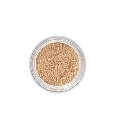 Foundation: Medium light (mineral)