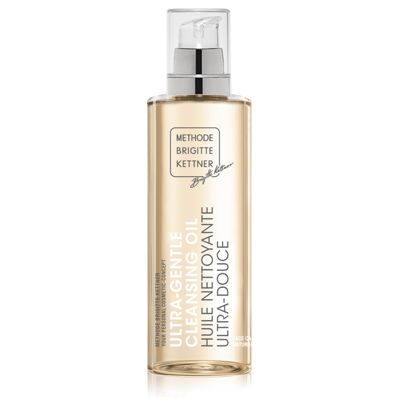 Ultra gentle cleansing oil
