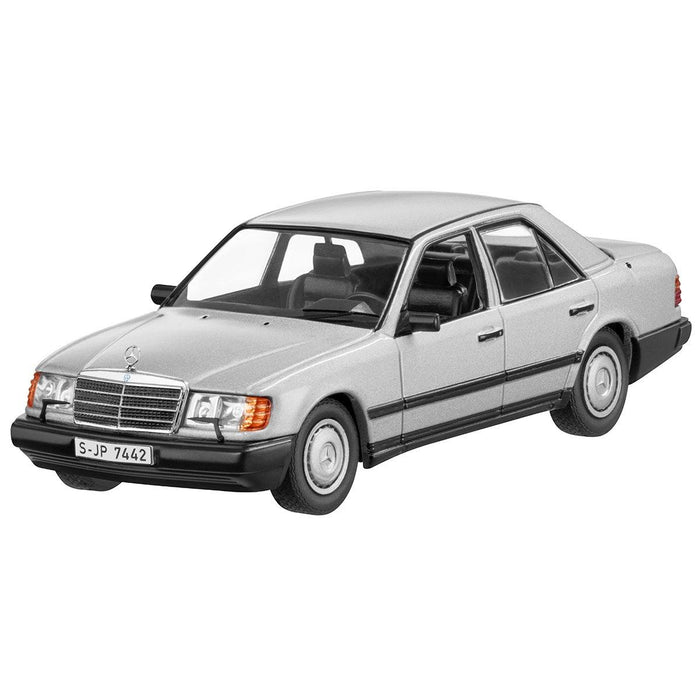 300 E 4MATIC, W 124 (1985–1993) 1:43 silver-coloured