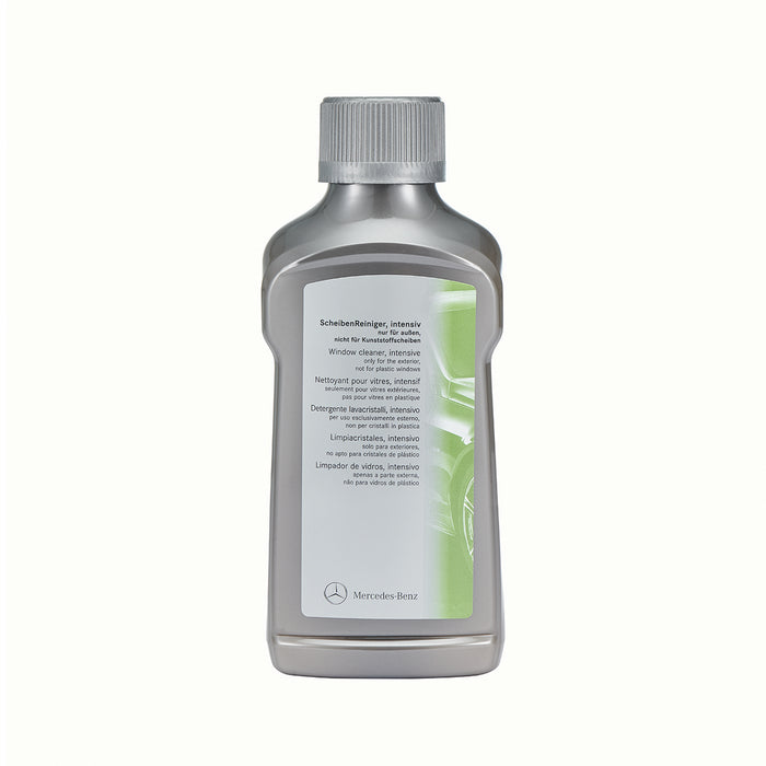 Mercedes-Benz Exterior Glass Cleaner, Intensive