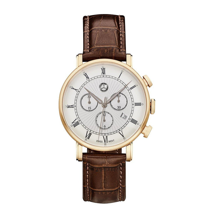 Classic Men's Chronograph Watch