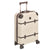 Trolley suitcase with 4 rollers
