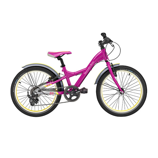 Youth Bike, Purple, Age 6+