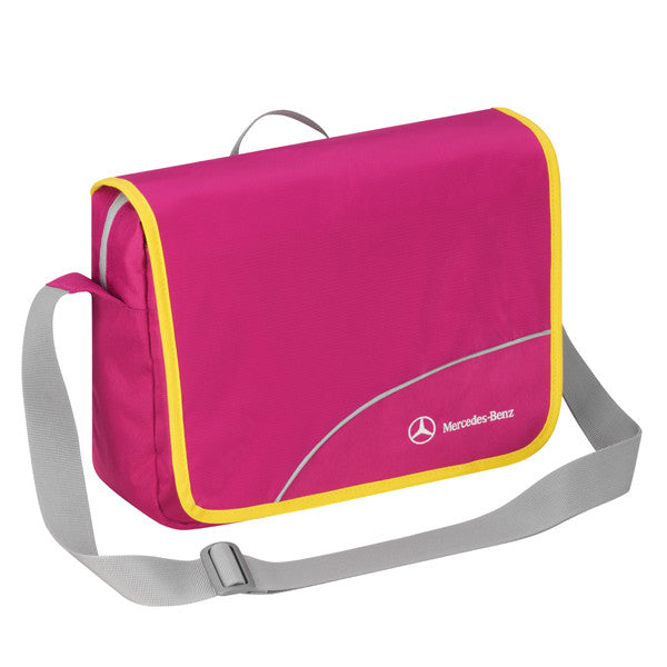 Shoulder Bag, Kids, Pink Yellow