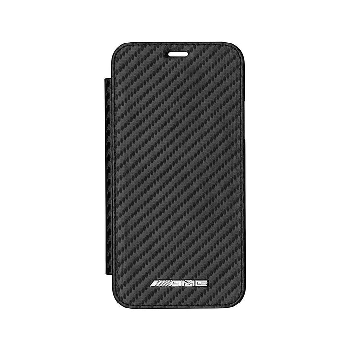 iPhone X/XS booktype AMG carbon
