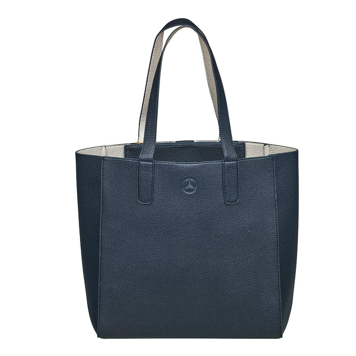 Shopper Glam M, Blue