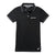 Women's Polo Shirt, Black, XL