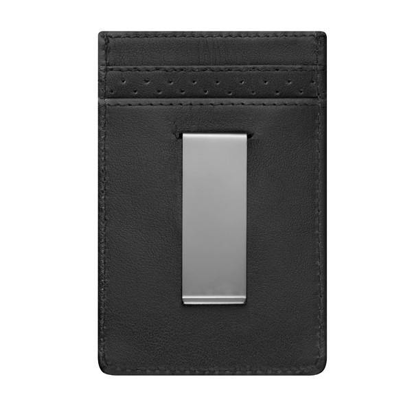 Credit card Wallet with Money Clip