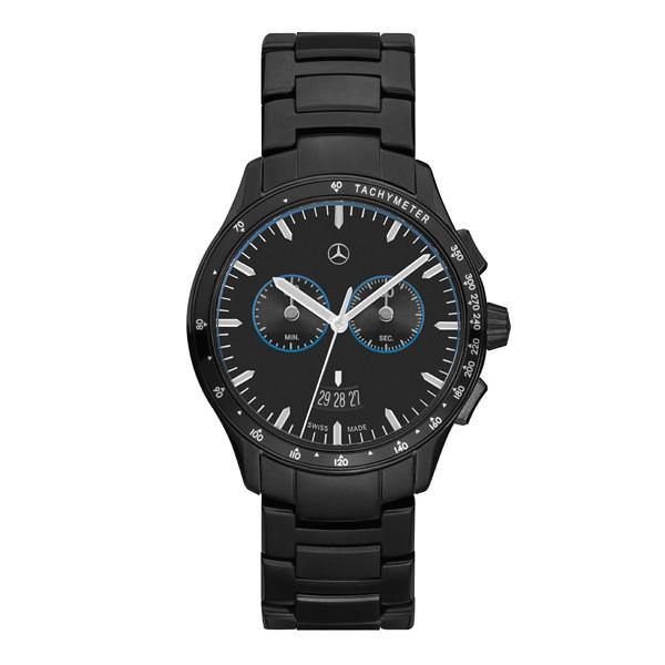 Men's Chronograph, Black Edition