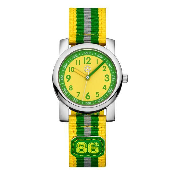 Boy's Watch, Green Yellow