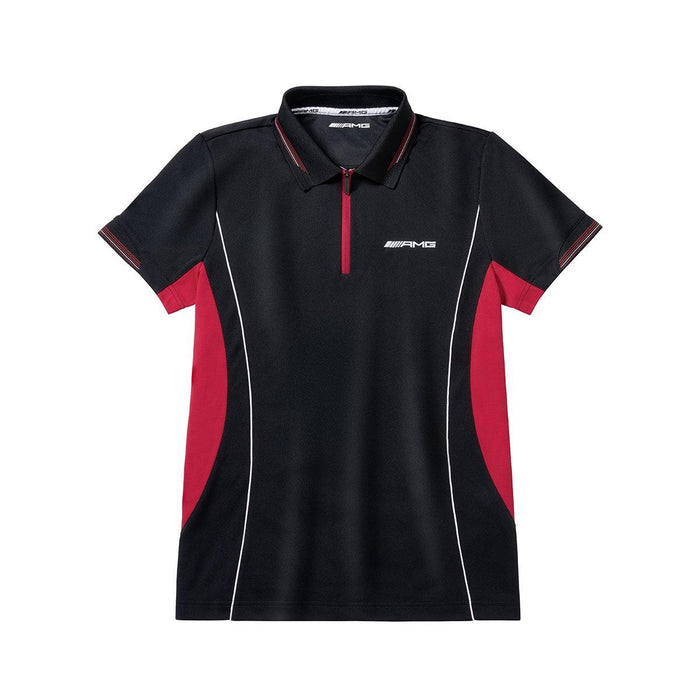 AMG men's performance polo shirt,XL