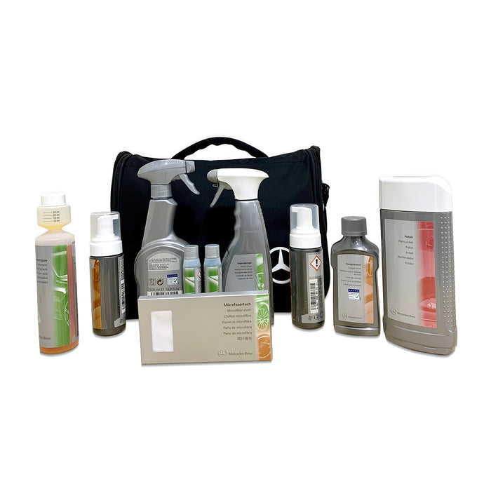 Mercedes-Benz Premium Car Care Kit