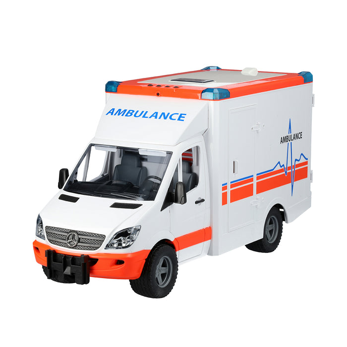 Mercedes-Benz Sprinter, Ambulance