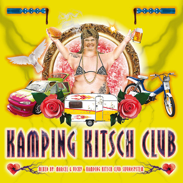 Kamping Kitsch Club CD