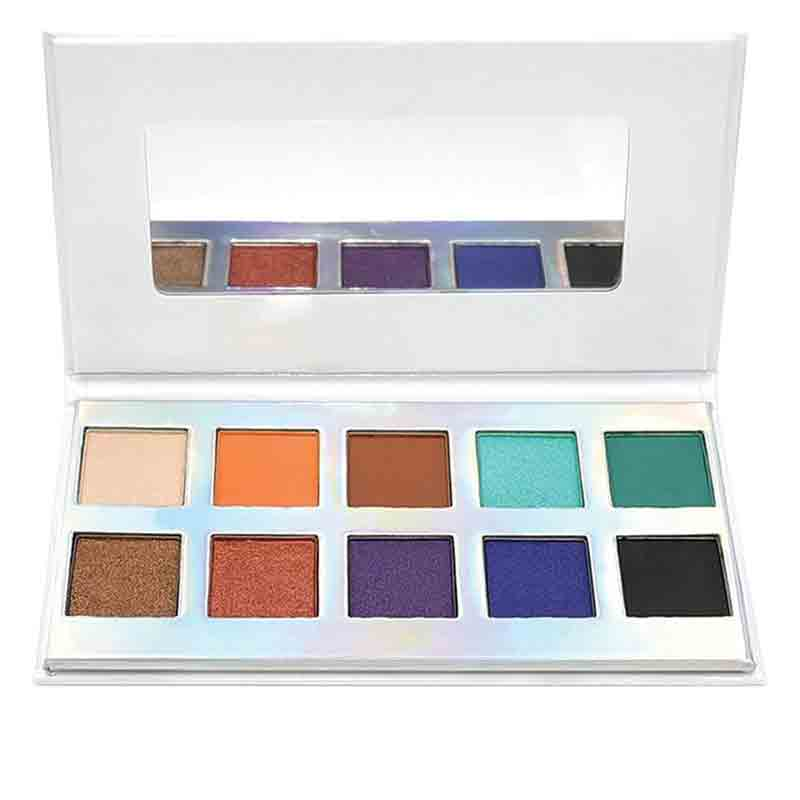 10 Color OMG Eyeshadow Collection