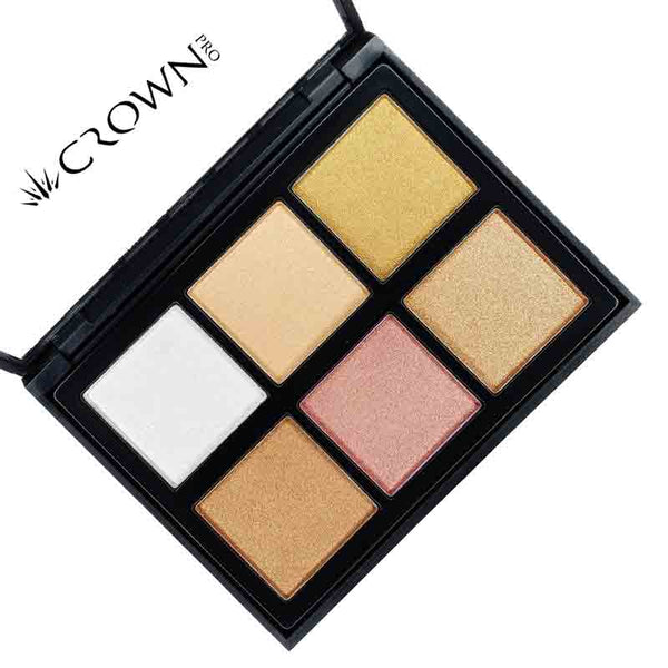 Bronze and Glow CP14 Makeup Palette