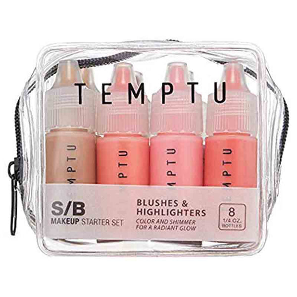 Temptu Pro Silicon Based S/B BLUSH & HIGHLIGHTER PACK