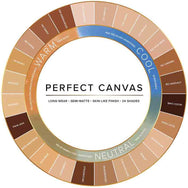 Perfect Canvas Hydra Lock Foundation - 2W Ivory