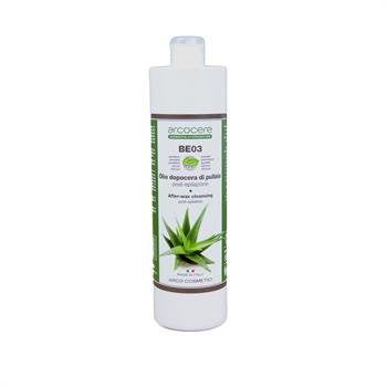 Arco Cleansing After Wax Oil With Aloe Vera Gel - BE03
